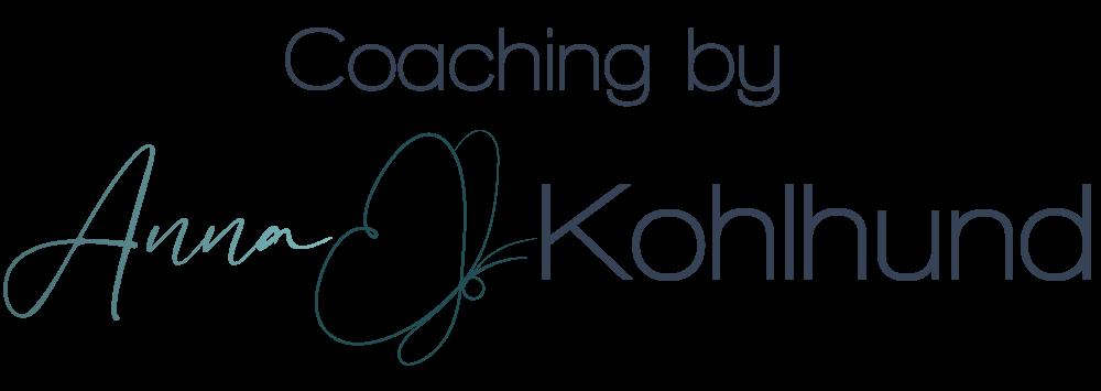 Anna Kohlhund Coaching